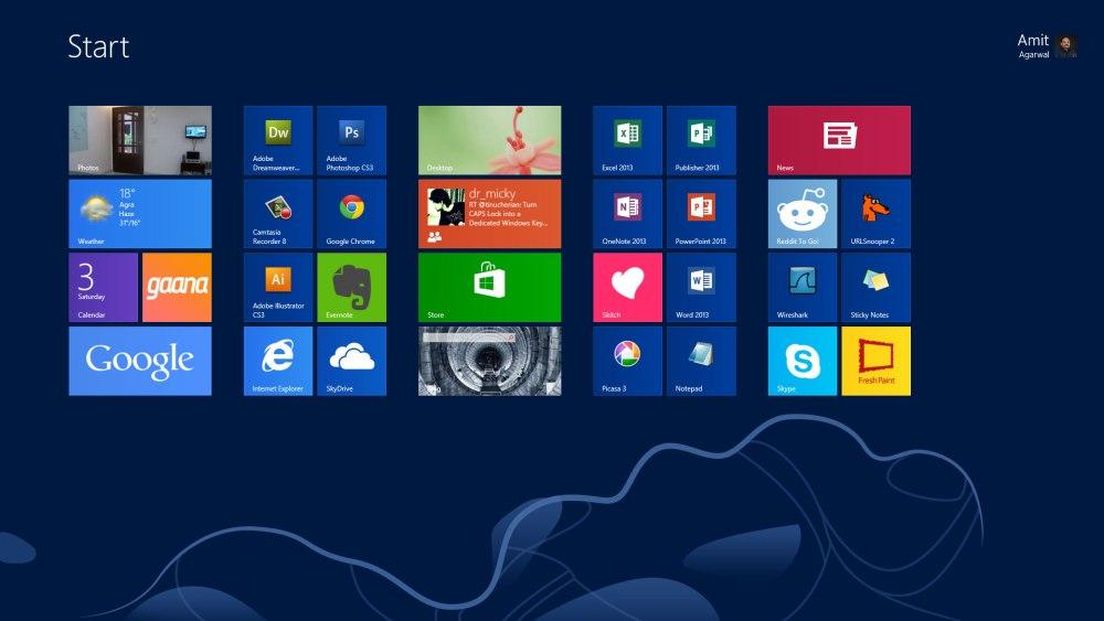 Cum să activezi Windows 8 RTM Build 9200 (1/3)