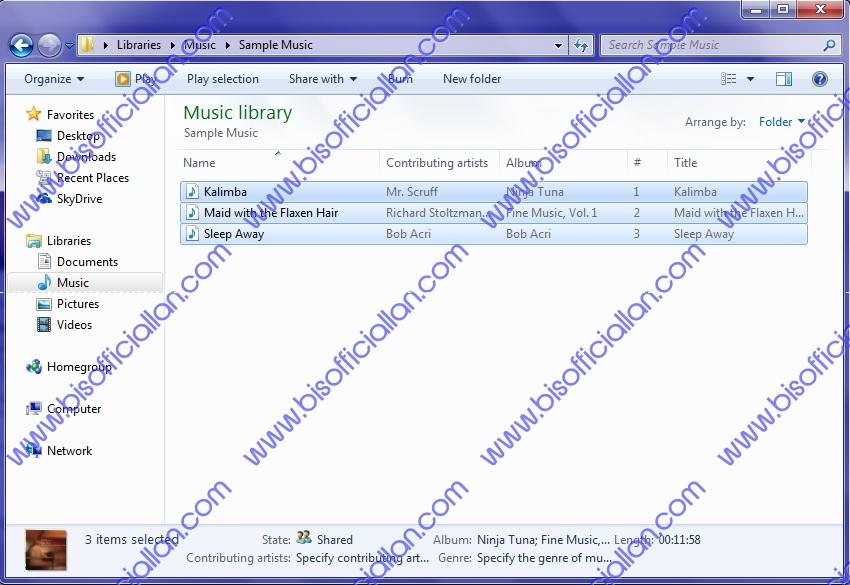 Cum se copiază un cd cu muzică, .mp3 sau track în windows media player. (5/6)