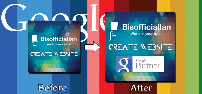 A new publication: Bisofficiallan partner Google (6/6)