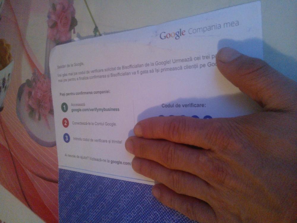 A new publication: Bisofficiallan partner Google (5/6)