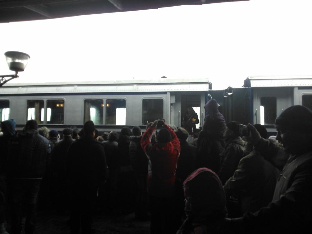 Trenul regal in Mun. Ramnicu Sarat (4/6)